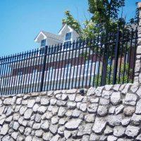 Millgate-fence